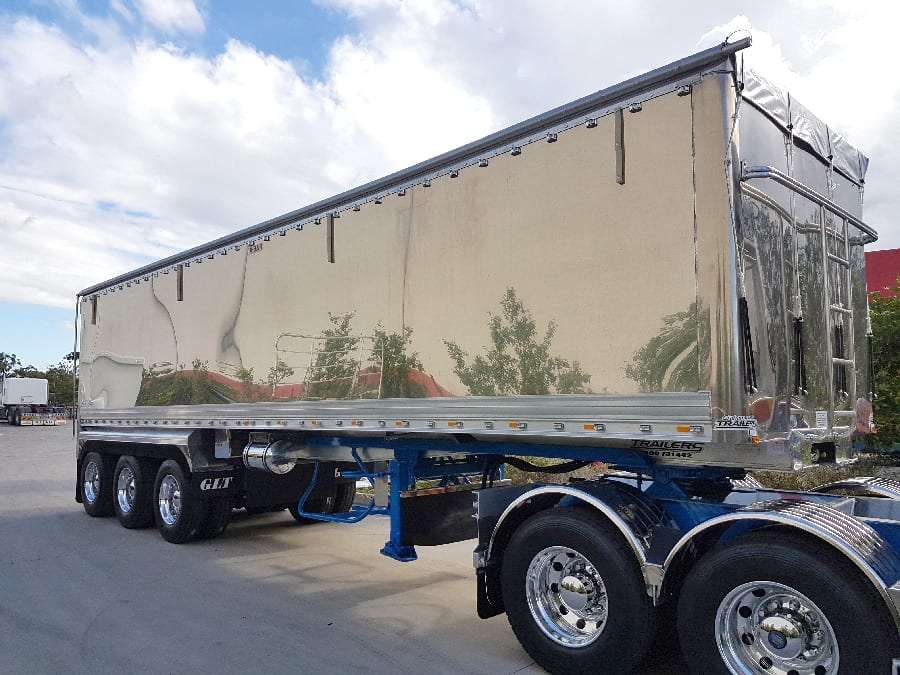Graham Lusty Trailers straight body type